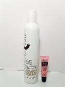 Compagnia Del Colore 001 Mirage (Argan) Shampoo 300ml/11.83oz -Free Starry Lip Plumping Gloss 10ml