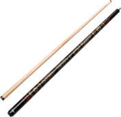 Viper Underground 150cm 2-Piece Billiard/Pool Cue, Celtic Blood