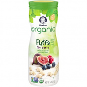 Gerber Graduates Organic Puffs, Fig Berry, 45ml