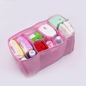 NPLE--Portable Baby Nappy Nappy Changing Organiser Insert Storage Bag Outdoor Liner