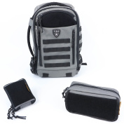 Tactical Baby Gear's Tactical Nappy Bag Backpack / DayPack 3.0 Combo Set