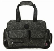 Allerbaby Multi-function Baby Nappy Nappy Bags Weekender Tote Bag, Fashion Design for Mom & Dad