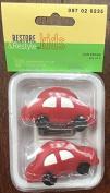 Restore & Restyle Kids Transportation Collection Car Knobs Set
