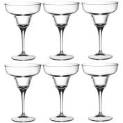 Bormioli Rocco Ypsilon Margarita Cocktail Glasses - 330ml (11.5oz) - Pack of 6