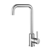 GFEI Faucet for hot and cold water faucet, /304 stainless steel kitchen faucet / sink, washing basin, universal faucet