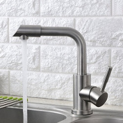 GFEI 304 stainless steel hot and cold basin faucet / hand basin, basin, single hole hot and cold faucet