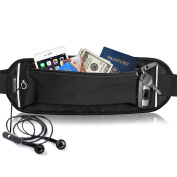 Waist Pack MYCARBON Cool Fanny Pack Water Resistant Bum Bag Adjustable Waist Purse for Men Women Travel Belt for iPhone 7 Plus Galaxy S6 S7 Note 6 Perfect for Travelling Cycling Hiking Jogging