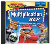 Multiplication Rap CD [Audio]