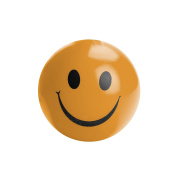 GOGO Smile Face Squeeze Ball / Stress Relief Ball, Squishy Foam Toy, 1 Pc