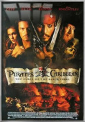 Pirates Of The Caribbean - Framed Movie Poster / Print (Regular Style) (Size