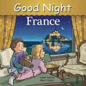 Good Night France [Board book]