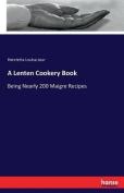 A Lenten Cookery Book