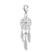 Dream Catcher Charm in Gift Pouch