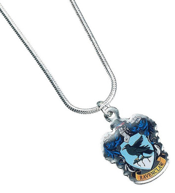 Official Harry Potter Jewellery Ravenclaw Crest Necklace