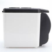 Portable Car Refrigerator 6L 12V Cooler/Warmer Mini Fridge for Trucks Car