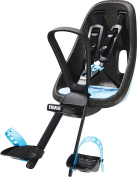Thule NeXXt Yepp Mini Bicycle Child Seat, Light, It Has Front Bicycle Child Seat