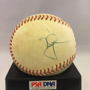 RARE Mark Mcgwire 1998 Home Run #53 Game Used Baseball COA - PSA/DNA Certified - MLB Autographed Game Used Bases