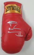 PETER QUILLIN SIGNED BOXING GLOVE AUTHENTIC AUTOGRAPH OFFICAL CUBA USA COA