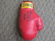 ANDRE BERTO SIGNED BOXING GLOVE AUTHENTIC AUTOGRAPH OFFICAL EVERLAST COA