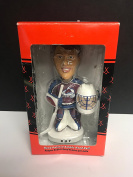 Patrick Roy Colorado Avalanche Hall of Fame Goalie Hockey Bobble Bobblehead