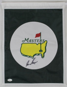 Gary Player Signed Autographed Masters Golf Flag #m99558 - JSA Certified - Autographed Pin Flags