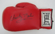 Christy Martin Signed Everlast Boxing Glove R88719 - JSA Certified - Autographed Boxing Gloves