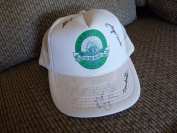 Glen Campbell Phile Mickelson Tom Watson + 5 Signed Golf Hat PSA Guaranteed - Autographed Golf Equipment
