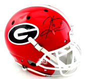 Hines Ward Signed Georgia Bulldogs Authentic Schutt Full Size NCAA Helmet - Autographed College Helmets