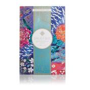 Heathcote & Ivory Sakura Silks Scented Drawer Liners, Multi-Colour