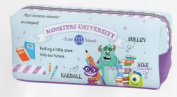 Put a promotion accessory case writing brush in monsters university BOX pen case NO. 85456 Disney Pixar microphone and pencil case pencil case pencil case pen case / entrance to school new school term of Surrey; / Disney Pixar goods monsters ink goods