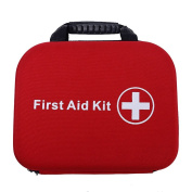 Sywwlov First Aid Kit Emergency Survival Medical Rescue Bag for Outdoor Sports,Office, Home, Car, School, Camping, Hunting and Travelling