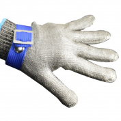 Safety Cut Proof Stab Resistant Anti - Cutting Metal Mesh Butcher Glove