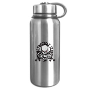 Skull-Motorcycle Parts Home Kitchen Trendy Thermoses Stainless Steel Vacuum Insulated Sealed Flasks Thermos Cup Coffee Mug Travel Mugs Drink Water Bottle Beverage Bottle