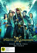 Pirates Of The Caribbean Dead Men Tell No Tales  [Region 4]