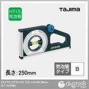 Tajima / magnet slant AL200 250 mm for civil engineering and building construction metre (SLT-AL200M) horizontal generator horizontal horizontal machines