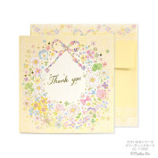Greeting card thank-you