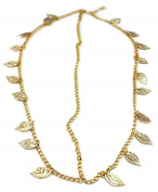 Exotic head chain hair band hair accessory different styles available gold effect by DesiDo®