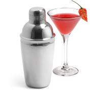 Stainless Steel Cocktail Shaker 0.5 Litre | 530ml Manhattan Shaker