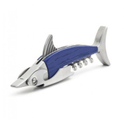 Blue Marlin Fish Corkscrew By Kikkerland