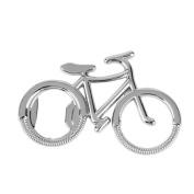 Bicycle Bike Metal Beer Bottle Opener Wedding Anniversary Party Keychain Su