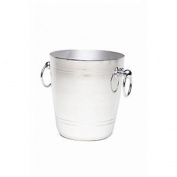 Genware Nev-14n Wine Bucket, Aluminium, 7.1.3cm X 8.1.3cm Diameter