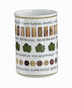 Bia Wine Cellar Porcelain Wine Cooler Bottle Chiller Sleeve Clare Mackie Boxed
