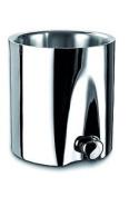 Bugatti 22-181 Acqua Champagne Bucket Stainless Steel 21 Cm X 21 Cm X 22 Cm