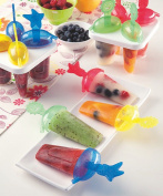 Snips Mister Ice Lollipop / Ice Cream Mould - 4 Ice Lollies