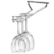 Chrome Plated Glass Rack 25cm | Glass Hanger, Glass Holder, Glassware Rack, |