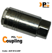 0.6cm Bsp Female Pcl Style Quick Release Coupling