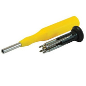 8-in-1 Precision Screwdriver Set - Phillips & Slotted