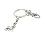 Horse Keychain, Horse Pendant, Horse Charm, Horse Jewellery, Horse Key Chain,Equestrian Keychain,Horse Lover