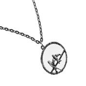 Little Bird Pendant, Bird Necklace, Bird Lover Gift, Bird Jewellery