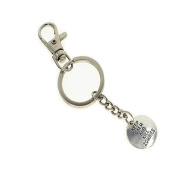 Keep calm and kill zombies Keyring, zombie keyring, zombie gift